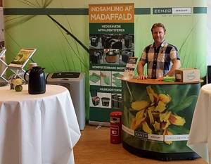 ZENZO GROUP er med på Affald 2018 i Grenaa